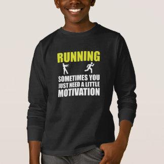 Zombie Running Motivation T-Shirt
