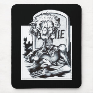 Zombie Sam Mouse Pad