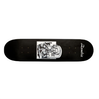 Zombie Sam Skateboard
