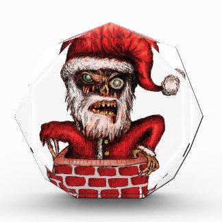 Zombie Santa Award