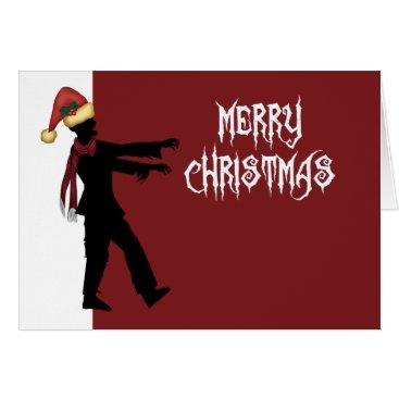 Ricaso_Occasions Zombie Santa Card