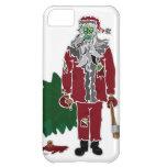 Zombie Santa Claus iPhone 5C Cases