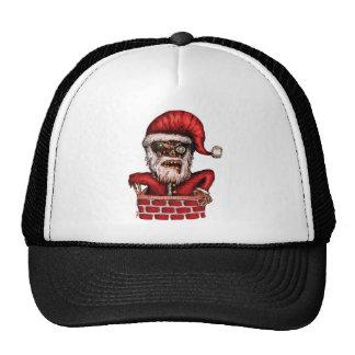 Zombie Santa Trucker Hat