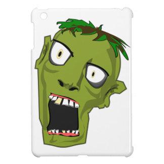 Zombie Scary Dead Halloween Face Cartoon Cover For The iPad Mini