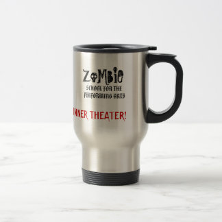 Zombie School for the Performing Arts Dinner Mug