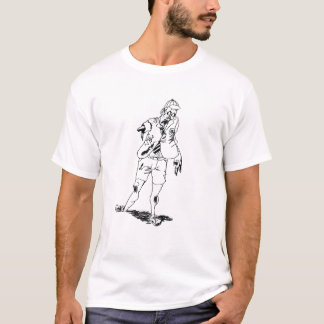 zombie schoolboy double T-Shirt