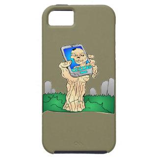 Zombie Selfie Pic iPhone SE/5/5s Case