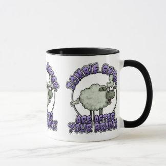 zombie sheep mug