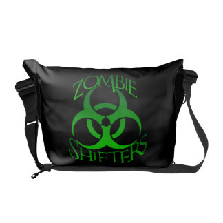 Zombie Shifters Messenger Bag