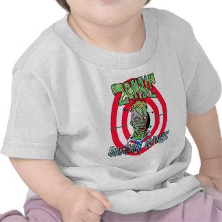 Zombie Shooting Range T-shirt