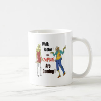 Zombie Shuffle Coffee Mug