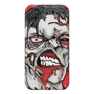 Zombie Sickness Case For iPhone 4