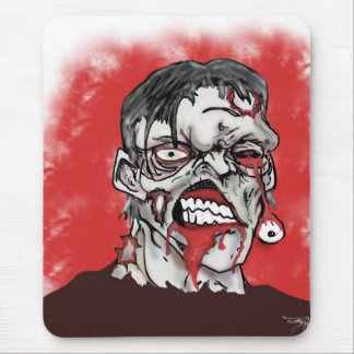 Zombie Sickness Mouse Pad