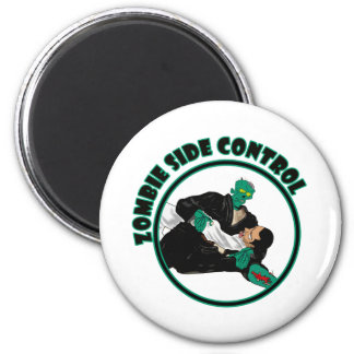 Zombie Side Control 2 Inch Round Magnet