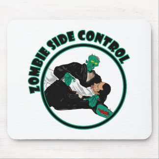 Zombie Side Control Mouse Pads