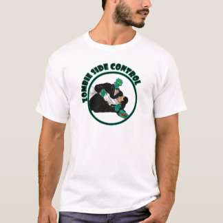 Zombie Side Control T-Shirt