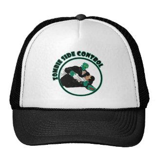 Zombie Side Control Trucker Hat