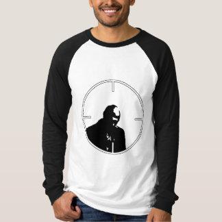 zombie sight headshot T-Shirt