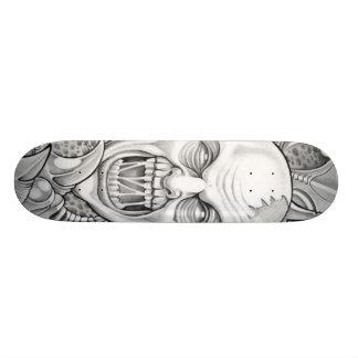 zombie skate board decks
