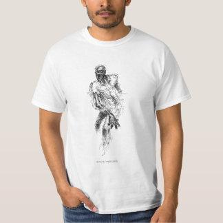 Zombie Sketch T-shirt