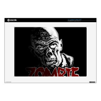 "Zombie Skin For 15"" Laptop"