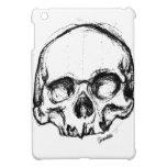 Zombie Skull Drawing 4 iPad Mini Cover