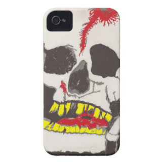 ZOMBIE SKULL GHOUL iPhone 4 Case