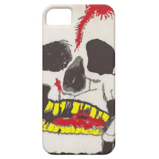 ZOMBIE SKULL GHOUL iPhone 5/5S Case