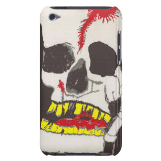 ZOMBIE SKULL GHOUL iPhone iPod Touch Case