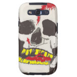 ZOMBIE SKULL GHOUL  Samsung Galaxy S3 Case