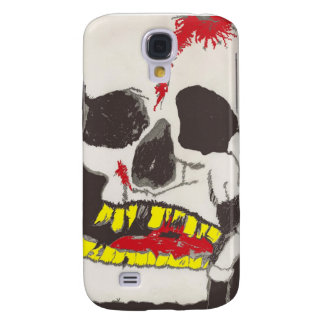 ZOMBIE SKULL GHOUL  Samsung Galaxy S4 Case
