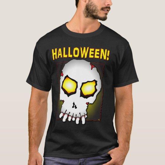 Zombie Skull Shirts