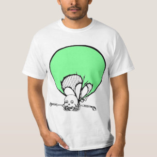 Zombie Skydiving Tee Shirt