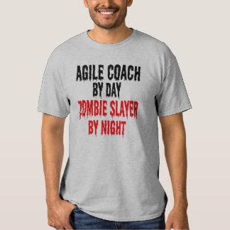 Zombie Slayer Agile Coach Tee Shirt