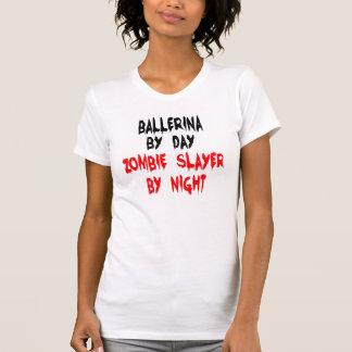 Zombie Slayer Ballerina Shirt