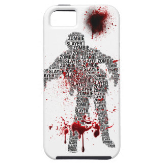 Zombie Slayer Case-Mate Vibe iPhone 5/5S Case