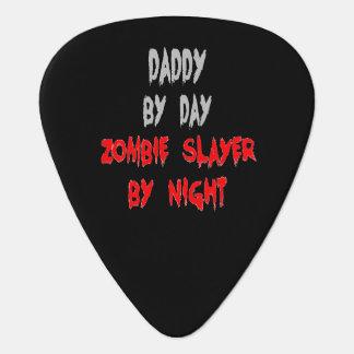 Zombie Slayer Daddy Guitar Pick
