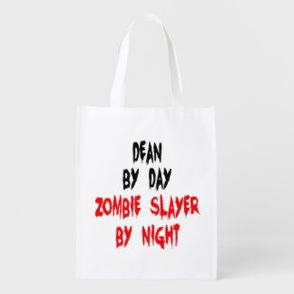 Zombie Slayer Dean Grocery Bag