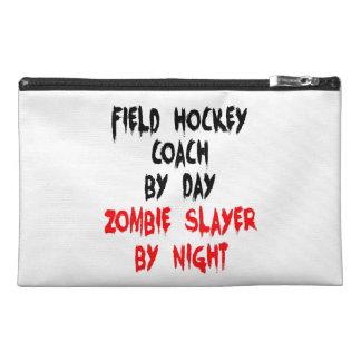 Zombie Slayer Field Hockey Coach Travel Accessory Bag