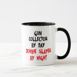 Zombie Slayer Gun Collector Mug