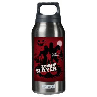 Zombie Slayer Insulated Water Bottle
