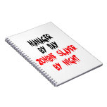 Zombie Slayer Manager Notebooks