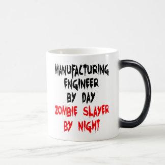 Zombie Slayer Manufacturing Engineer Magic Mug
