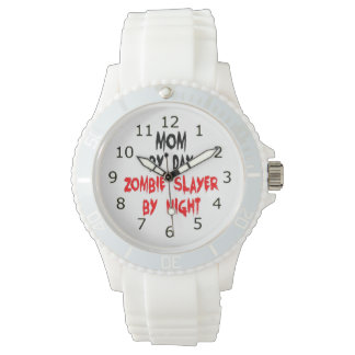 Zombie Slayer Mom Watch
