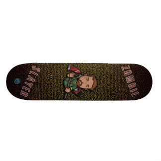 Zombie Slayer Pro Skateboard (dark Survivor Sam)