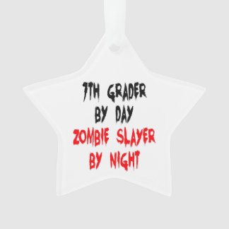 Zombie Slayer Seventh Grader
