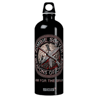 Zombie Slayer SIGG Traveler 1.0L Water Bottle