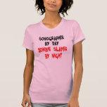 Zombie Slayer Sonographer Shirts