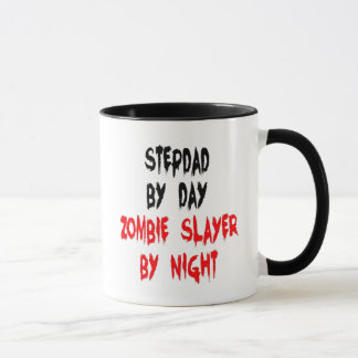 Zombie Slayer Stepdad Mug