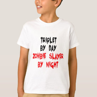 Zombie Slayer Triplet T-Shirt